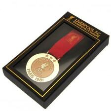 More details for liverpool fc official replica paris 1981 winners medal great gift for lfc fans