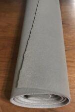 Buick Park Avenue foam backed headliner repair fabric-MEDIUM GRAY