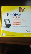 Libre Freestyle Sensor Glucose Reader Monitoring System Factory Sealed
