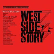 WEST SIDE STORY OST - SOUNDTRACK - NEW / SEALED CD