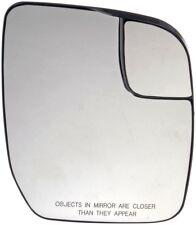 Door Mirror Glass fits 2010-2017 Ford E-350 Super Duty E-450 Super Duty E-150,E-