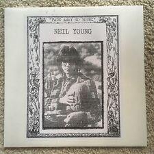 "1996 NEIL YOUNG ""FADE AWAY"" LP no tmoq takrl live uk pysch folk rock bob dylan"
