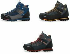 Waterproof Leather Hiking Shoes Climbing Fishing Breathable Outdoor Hiking Boots