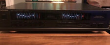 TECHNICS STEREO SH-GE70 GRAPHIC EQUALIZER  WORKS PERFECT
