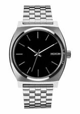 **BRAND NEW** NIXON TIME TELLER BLACK A045000 FREE SHIPPING! NEW IN BOX!