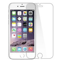 100%…Genuine Tempered Glass Film Screen Protector for Apple iPhone 6  6S 4.7""