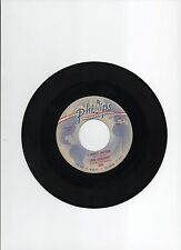 "JEB STUART & THE CHIPPERS 7"" STOCK 1962 VG 45rpm PHILLIPS #3580 R&B SOUL"