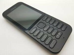Working Cheap Nokia 215 Black (Tesco) Mobile Phone Burner