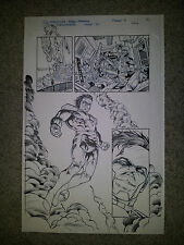 DEATHSTROKE 20 pg 3 MAJESTIC 1/2 SPLASH