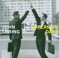 JOHN SPRING = superman days = TECHNO ELECTRO MINIMAL GROOVES !!