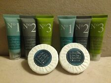 8 x Concept Amenities Travel Size Kit Lot Shampoo,Soap,Lotion,olAy rOc ClARInS