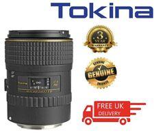 Tokina 100mm F2.8 AT-X PRO D Macro Lens Canon Fit TOK104 (UK Stock)