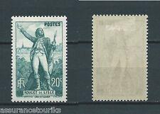 FRANCE - 1936 YT 314 - TIMBRE NEUF* trace de charnière