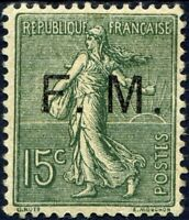 FRANCE FRANCHISE MILITAIRE N° 3 NEUF*