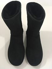 Ugg Australia Men's Classic Short Black Winter Boot 9M