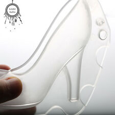1PCS High Heel Shoes Chocolate Candy Mould Sugar Paste Mold Cake Decorating Tool