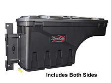 UnderCover Swing Case Toolboxes 08-18 Chevy Silverado GMC Sierra (Pair) Both Sid