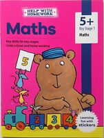 Help with Homework - Maths , 5+ Key Stage 1