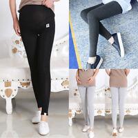 Pregnant Women Abdominal Maternity Pencil Pants Casual Stretchy Skinny Leggings