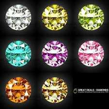 Russian Federation Round Loose Gemstones