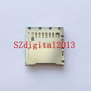 New SD Memory Card Slot Holder For PENTAX K-X KX KR K5IIs K30 K7 Repair Part