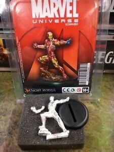 Knight Models Marvel: Iron Man miniature  BNIB (No Stats Card) OOP
