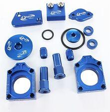 Yamaha YZ 250F YZ250F BLING Trick KIT Oil Engine Brake Cover Plug Hose Rim 2014+