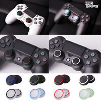 2 x Pro Grips™ Thumb Stick Cover Grip Caps For Sony PS4 PS3 Controller Gamepad