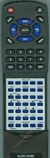 Replacement Remote for PIONEER PWW1045, CUPD036, PD93
