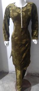 boutique design salwar kameez  Velvet Suit  Full self print  NEW for 2021 3pc
