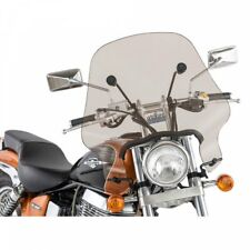 "New Slipstreamer Hellfire Standard 17"" Smoked Windshield For Many Motorcycles"