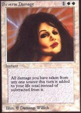 Reverse Damage ~ Heavily Played Unlimited UltimateMTG Magic White Card