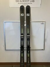 2020 Volkl Mantra 102 184cm Demo Skis With Marker Griffon Bindings