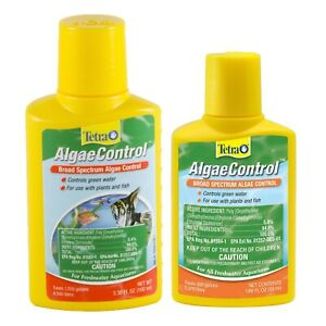 Tetra Algae Control for Freshwater Aquarium     Free Shipping