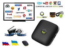 FREE Russian/Ukranian DroidBox TV - Бесплатное Русское Торрент ТВ на DroidBox T2