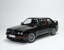 BMW M3 Sport Evolution E30 schwarz black noir nero negro AUTOart 70562 1:18 - N1