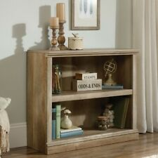 SAUDER Oak Range Lintel 2 Shelf Bookcase