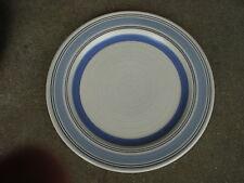 "Pfaltzgraff  RIO Mexico 11"" Dinner Plate  Blue Bands"