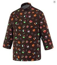 Chef Jacket Chef Egochef Made in Italy Sweet Pastry Chef Jacket Cupcake Pastry