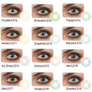 1 Pair Unisex Beauty Big Eye Makeup Cosmetic Colour Moda Splendido