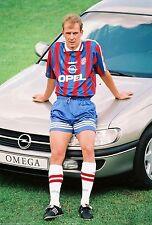 Mario Basler il Bayern Monaco 1996-97 RARO foto