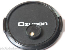 55mm Lens Cap - Snap-on - Ozunon - Japan - Plastic - USED X026