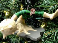 2020 Villain Sandman Spider-Man Christmas Tree Ornament Spiderman New Sand Man
