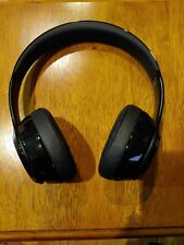Authentic Beats by Dr. Dre Solo3 Bluetooth Wireless Headphones - Black A1796