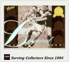 2007 Select AFL Hall Of Fame Legend Card LGD16 (2007) Darrel Baldock (St. Kilda)