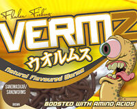 Vermz Worm Scented Sandworm Soft Baits - Isome Style Worms