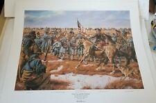 THUS FAR & NO FURTHER - HANCOCK EXPEDITION 1867 Rick Reeves art print