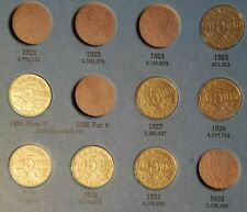CANADIAN 5 CENTS KEY DATES YEARS (( 1925 - 1931 )) READ DETAILS