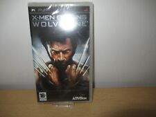 X-Men Origins: Wolverine (PSP) new sealed pal