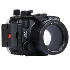 Canon G7X Camera 40m Waterproof Underwater Housing for Depth Diving NEW
